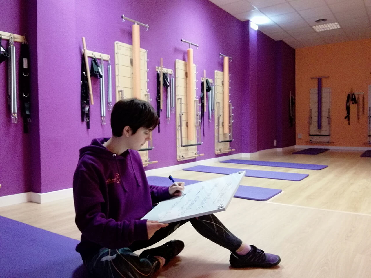 Elena Itulain Pilates